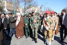 شهدای مدافع حرم امنیت ایران را تضمین کردند