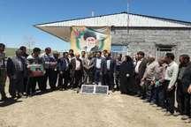 توزیع 33 پنل خورشیدی به عشایر شهرستان بیله سوار