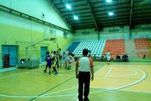 پیروزی تیم بسکتبال نوجوانان گیلان برابر اصفهان و صعود به مرحله سوم
