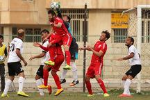 صدرنشین لیگ برتر فوتبال آذربایجان غربی بالاخره باخت