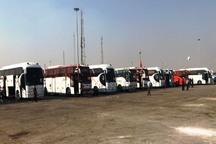 قرارگاه ترافیکی اربعین در خوزستان فعال شد