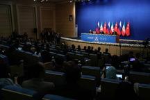 روحانی: مداخله نظامی خارجی در سوریه مردم سوریه را در رنج و زحمت بیشتری قرار می دهد/ روند تدوین و نهایی شدن قانون اساسی سوریه باید تسریع شود