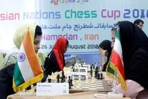 بانوان ایرانی، پدیده مسابقات شطرنج جام ملت ها می شوند