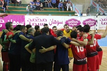 هفته چهارم لیگ برتر فوتسال  رقابت قم و اصفهان؛ مثل همیشه جذاب و هیجان انگیز