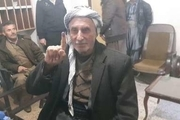 ثبت نام داوطلب 101 ساله در شوراهای اسلامی سردشت