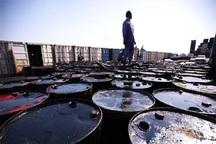 چهار هزار لیتر سوخت قاچاق در تاکستان کشف شد