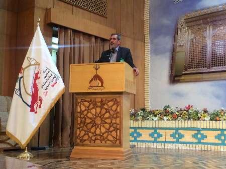 خادمان پیاده روی جاماندگان اربعین حسینی قبله تهران تجلیل شدند