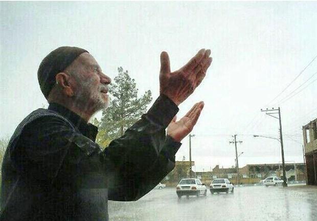 شادی و شکرانه باران