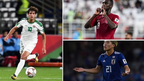 ۵ ستارهای که در جام ملتهای آسیا درخشیدند