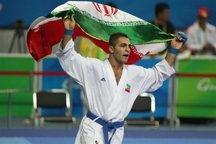 کاراته کای ایلامی مدال طلای لیگ جهانی چین را کسب کرد