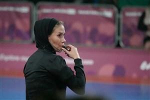حضور دو بانوی داور ایران برای قضاوت در جام ملتهای فوتسال اروپا