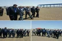عملیات فنس کشی منطقه ویژه اقتصادی نمین از هفته آینده شروع می شود