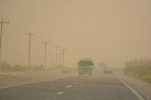 گرد و خاک چهار شهر کهگیلویه و بویراحمد را فرا گرفت