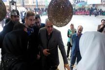 جشنواره بازی های بومی محلی استان مرکزی درروستای کفسان خمین برگزار شد