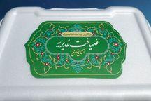 یکهزار پرس غذا در شهرستان رضوانشهر توزیع شد