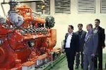 راهاندازی اولین نیروگاه 1 مگاواتی تولید پراکنده CCHP در گیلان
