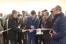 نمایشگاه کتاب دهه فجر در مهاباد گشایش یافت