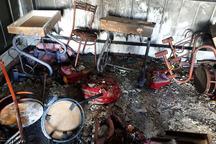 بررسی دقیق حادثه آتش سوزی مدرسه دخترانه زاهدان در اولویت است