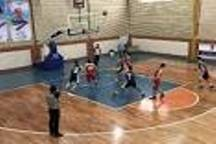 گیلان قهرمان مسابقات بسکتبال نوجوانان کشور شد