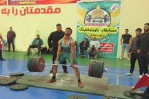 مسابقات پاورلیفتینگ باشگاه های ایران در زنجان برگزار می شود