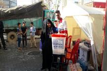 چهارمین محموله کمکهای مردم نیشابوربه مناطق سیل زده ارسال شد