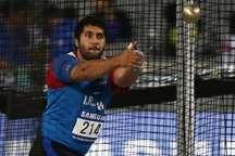 ورزشکار گلستانی مدال طلای پرتاب چکش مردان ایران را برد