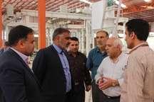 اولین کارخانه تولید پنل بتن سبک خاورمیانه با 90 درصد پیشرفت فیزیکی در اندیمشک در دست ساخت است