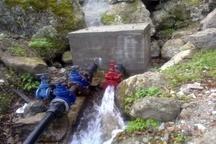 اجرای 13 کیلومتر خط لوله آب شرب در استان زنجان