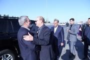 وزیر کشور وارد استان قزوین شد