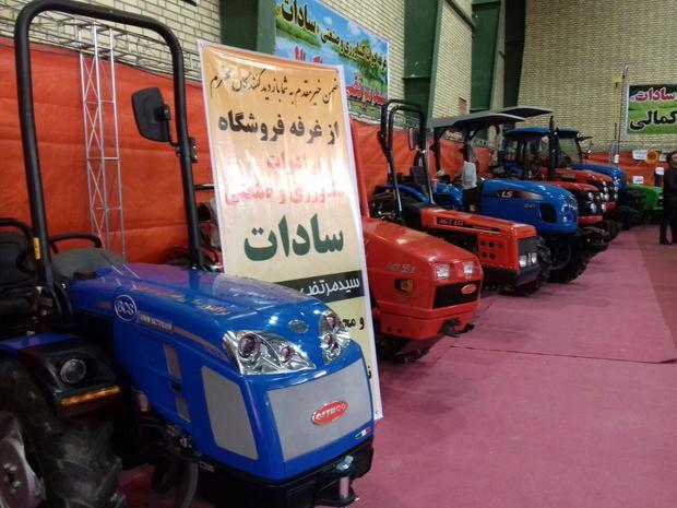 نمایشگاه چهارمین جشنواره ملی پسته در دامغان آغاز به کار کرد