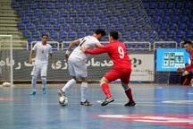 مسابقات فوتسال نوجوانان آذربایجان غربی در سردشت آغاز شد