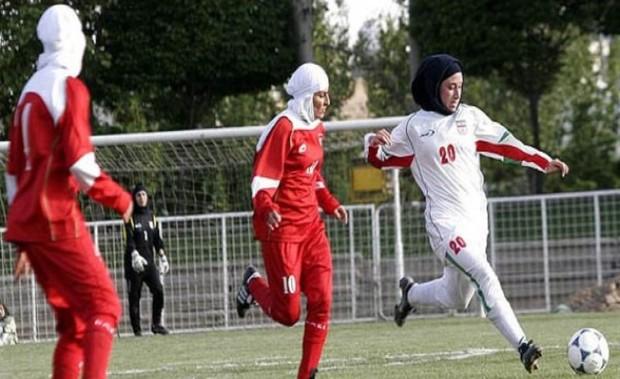 حضور فوتبالیست هرمزگانی در اردوی تیم ملی فوتبال دختران زیر 15 سال کشور