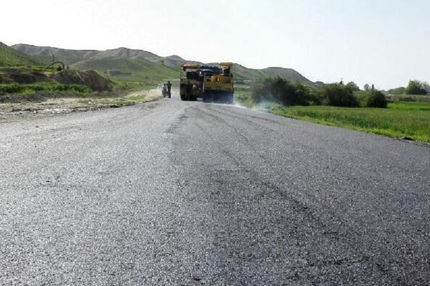 مسیر ارتباطی 270 روستای آذربایجان غربی آسفالت شد