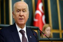 حمله تند  رهبر حزب ملی ترکیه به عربستان و امارات