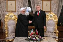 روحانی: یکپارچگی در اجلاس استانبول، مسلمانان جهان را نسبت به مسأله فلسطین امیدوار کرد /تهران و آنکارا برای مبارزه با تروریسم در منطقه و ثبات و امنیت آن، دیدگاه مشترکی دارند