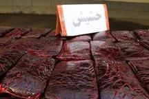 173 کیلوگرم حشیش در عملیات مشترک پلیس بوشهر و سمنان کشف شد