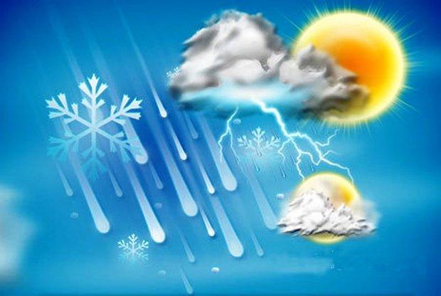 هواشناسی کاهش دما و بارش برای البرز پیش بینی کرد