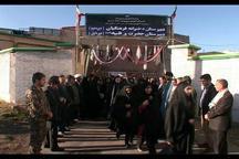 کاروان راهیان نور دانش آموزان مشگین شهر عازم مناطق عملیاتی شمالغرب کشور شد