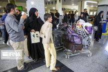 بیش از چهار هزار نفر از مرز خسروی عازم عراق شدند
