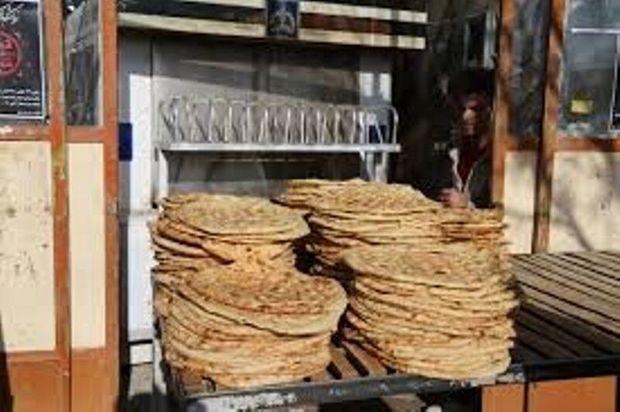 برخی نانوایان ابرکوه از عرضه نان خودداری کردند