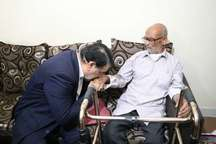 ایران اسلامی به برکت خون شهدا از دسیسه های دشمنان در امان مانده است