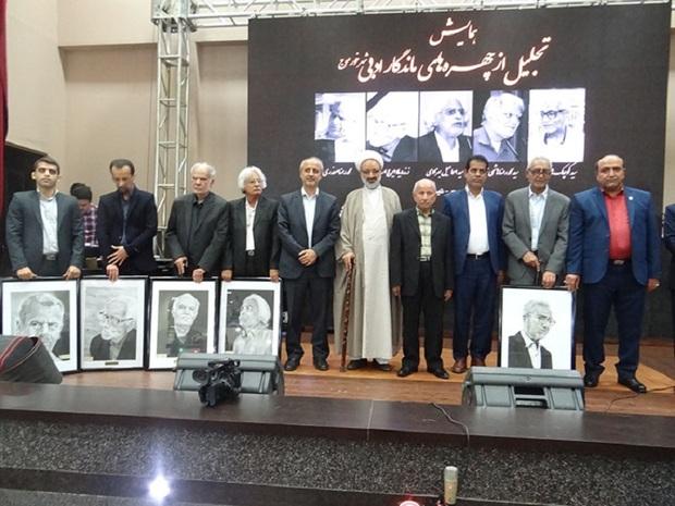 چهره های ماندگار ادبی خورموج بوشهر تجلیل شدند