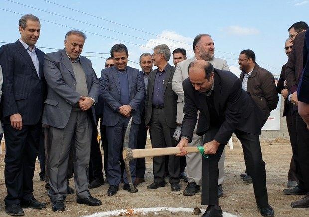ساخت نیروگاه برق در شهرک صنعتی گرگان آغاز شد