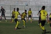 تیم فوتبال 90 ارومیه به مصاف اکسین البرز می رود