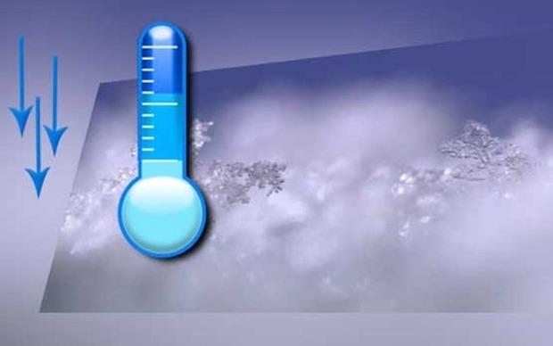 دمای هوای بروجرد کاهش می یابد