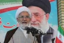 امام جمعه گناباد: حضور مردم درانتخابات دشمنان را ناامید می کند