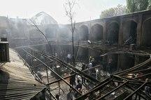 علت آتشسوزی بازار تبریز، پس از بررسی کارشناسان ویژه دادگستری اعلام میشود