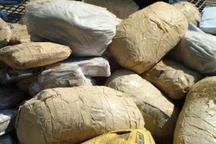 414کیلوگرم موادمخدر و 35 هزار لیتر سوخت قاچاق در فارس کشف شد