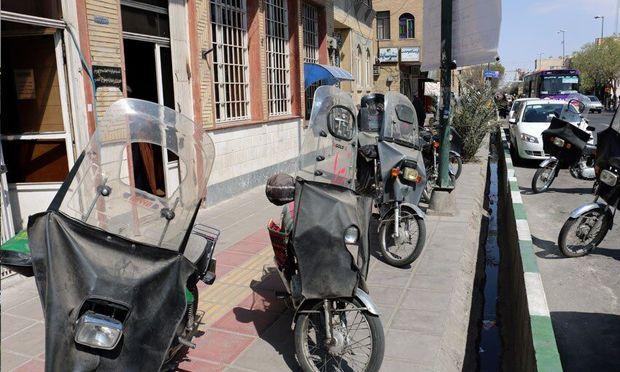 هشدار پلیس راهور یزد: برخورد با موتورسواران متخلف تشدید میشود