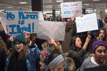 فرمان ترامپ برای محدودیت سفر به آمریکا اجرا می شود